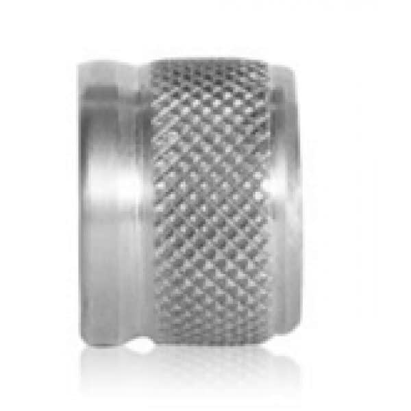 SMALL FUEL TANK CAP ALU WITH HOLE