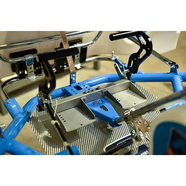 Will Power Kart Pedal Extension