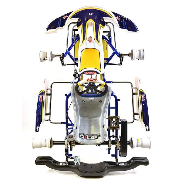 Will Power Kart Senior KZ